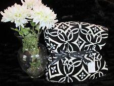 "Vera Bradley Throw Blanket in Concerto (Black & White) 12408-342 50"" X 80"" - NWT"