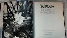Rainbow : The Stormy Life of Judy Garland by Christopher Finch (1975, Trade.