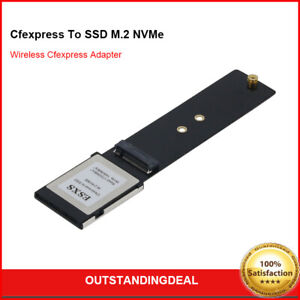 ESXS Cfexpress To SSD M.2 NVMe Wireless Cfexpress Adapter For Canon EOS R5 Nikon