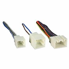 Mach Audio Car Harness connector to Change Radio from original to aftermarket