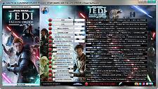 STAR WARS JEDI FALLEN ORDER Cheats, Trainer, Mods, Codes [Unlock All, 100% Work]
