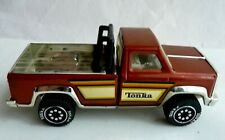 VOITURE Vintage Tonka Pickup Truck 1981 Ford Brown Chrome bed