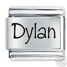 DYLAN Nome - Daisy Charm da JSC Fits Classic Size Italian Braccialetto Ciondoli