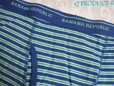 BANANA REPUBLIC BR Knit Boxer Brief Man Size L banana republic Multi-Color brief