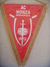 GAGLIARDETTO UFFICIALE CALCIO A.C. MONZA BRIANZA 1912 FORMATO GRANDE