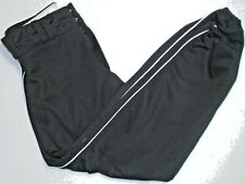 Alleson Athletic Women's Black Softball Pants Size S