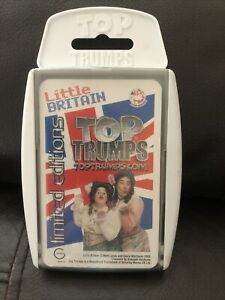 Top Trumps - Little Britain Limited Edition 2005
