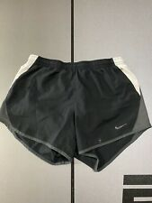 Nike Dry Women XS Athletic Wear Dri-Fit Technology Shorts Color Black/White