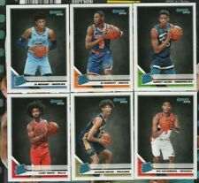 2019-20 Panini NBA Sticker Collection Book Rookies Superstars