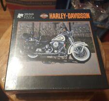 Fx Schmid Harley-Davidson (1000 Piece) Puzzle Spring Fever Factory Sealed