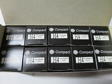 COMPACT H4 12V 100/80W P43T-38 GLOBE 10 PACK 4WD OFF ROAD HIGH OUTPUT