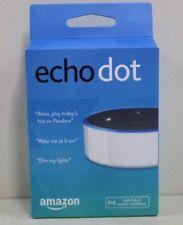 Alexa Amazon Echo Dot (2nd Generation) Smart Assistant - White