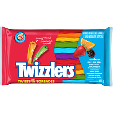 Twizzlers Strawberry Candy 350 Gram Bag NEW SEALED FREE FAST SHIPPING WORLDWIDE