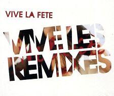 Vive La Fête : Vive les Remixes (CD)