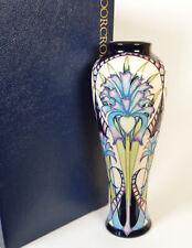 Moorcroft Queen Nefertiti vase by Sian Leeper Limited Ed 49/50 2005 Boxed