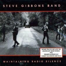 Steve Gibbons Band - Maintaining Radio Silence [CD]