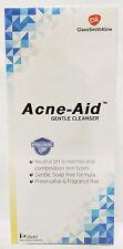 Acne Aid Gentle Cleanser 100 ml Sensitive Face Skin Soap Free Moisture Pimple