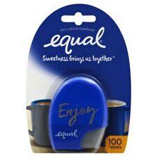 EQUAL zero Calorie Sweetener Tablets Sugar Substitute 8 Pack (800 tabs total)
