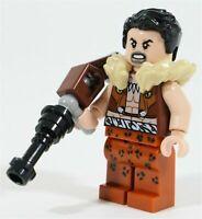 LEGO Kraven the Hunter MINIFIGURE - Marvel SUPERHEROES 76057