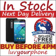 Motorola Moto X Style XT1572 Black 32GB 4G Unlocked AU Model As New Condition