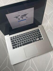 "Apple MacBook Pro 15.4"" Retina Display Mid 2014 16GB Warranty + Express Post"