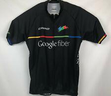 Mens Capo Cycling Jersey Google Fiber Size 3XL