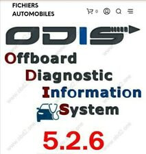 Odis 5.2.6 Offboard Diagnostic information system multi-langues
