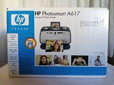 HP Photosmart A617 Digital Photo Inkjet Printer - NEW   FACTORY SEALED IN BOX