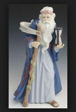 Lladro 6696 Father Time with Hourglass