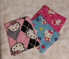 3 Hello Kitty Change Purses / Zipper Pouch