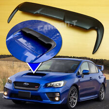 Fit Subaru WRX STI 4th Levorg Front Hood Scoop Vent Spoiler Cover Painted Color