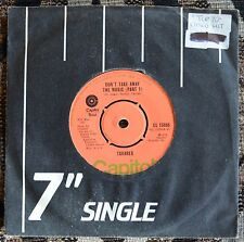 """Tavares – Don't Take Away The Music (Part 1) 7"""" – CL 15886 – VG"""