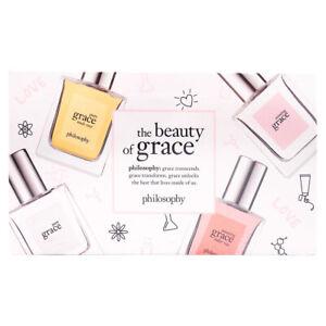 Philosophy Live Love Grace Fragrance Favourites Eau De Toilette Spray 4 x 15Ml
