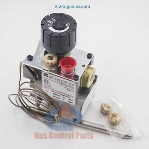 SIT (No. 0630513) EUROSIT 630, Space Heater & Gas Fireplaces Gas Valve. Natural
