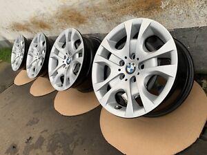 4x Original BMW X1 E84 17 Pouces Jantes Acier Jeu de 7,5Jx17 ET34 6783330 Neuf