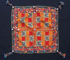 antik wandbehang Suzani Decke Tuch tribal silk embroidery sindh Pakistan SZ-18/3