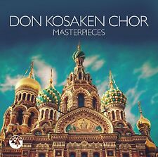 CD Don Cosacchi Chor Masterpieces