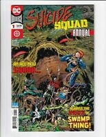 Suicide squad (2016) Annual #1 NM- 9.2 DC,Swamp Thing; $4 Flat-Rate Shipping!