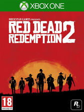 Microsoft Xbox One Red Dead Redemption 2 - Preowned Rdr2
