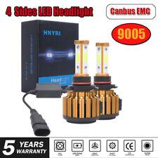 2x CANBUS 9005 HB3 Led Headlight Bulbs Hi Low Beams 2000W 20000LM 6000K Lights