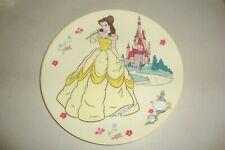 Royal Doulton Disney Showcase Collection Princess Belle Plate
