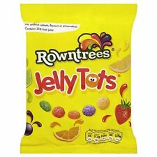 Rowntrees Jelly Tots (150g) - British/UK Candy/Sweets