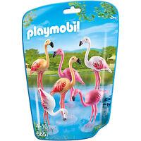 Playmobil Flock of Flamingos 6651 NEW