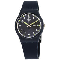 Swatch Originals Quartz Movement Blue Dial Unisex Watch GN718