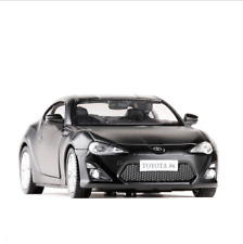 Toyota gt86 Model Cars 1:36 Toys Collections&Gifts Alloy Diecast Matte Black New