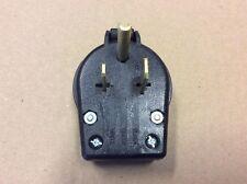 WELDER WELDING MALE PLUG 50 AMP 208 220 250 VOLT 6-30P 6-50P DRYER S42-SP