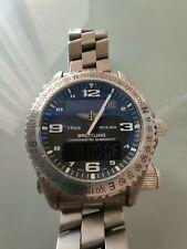 Breitling Chronometre Emergency E76321 Wrist Watch