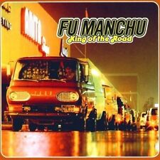 Fu Manchu - King of the Road [New Vinyl LP] Colored Vinyl, Yellow, Reissue
