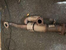 2009-2012 Acura RL 3.7L flex pipe exhaust down pipe Y pipe Flex