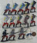 Lot of Antique Miniature Cast Lead Soldiers